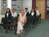 На защите диссертации присутствовали члены Института Развития Человека и Общества