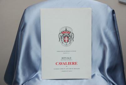 Дополнение к Диплому Рыцаря Мальтийского Ордена