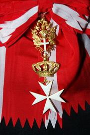 Крест Рыцаря Мальтийского Ордена